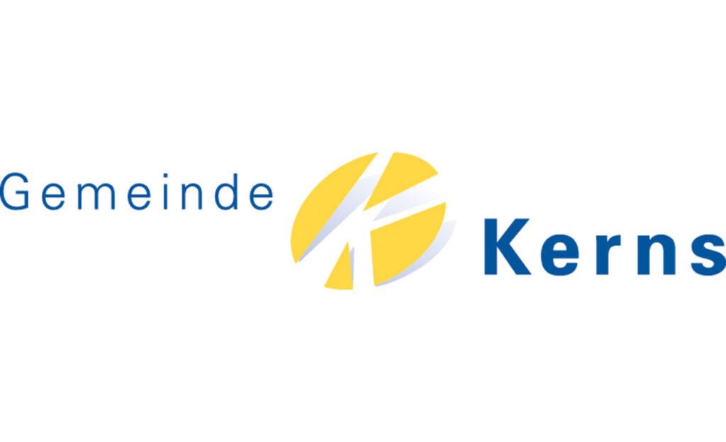 Stichsponsor Gemeinde Kerns